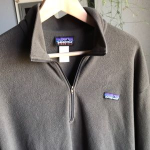 Patagonia Men's Synchilla Quarter-Zip Fleece
